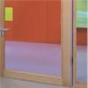 klämskydd som förhindrar klämrisk i dörrar, skyddsprofil