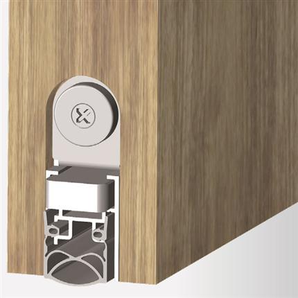 Athmer Slide & Lock M-20 WS tätningströskel för skjutdörrar