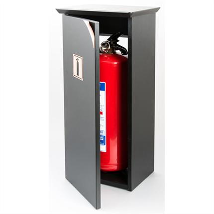 Göthes Brinte 6 skåp för brandsläckare