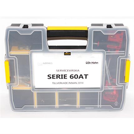 Göthes Dr Hahn service-kit, serie 60AT innan 2014