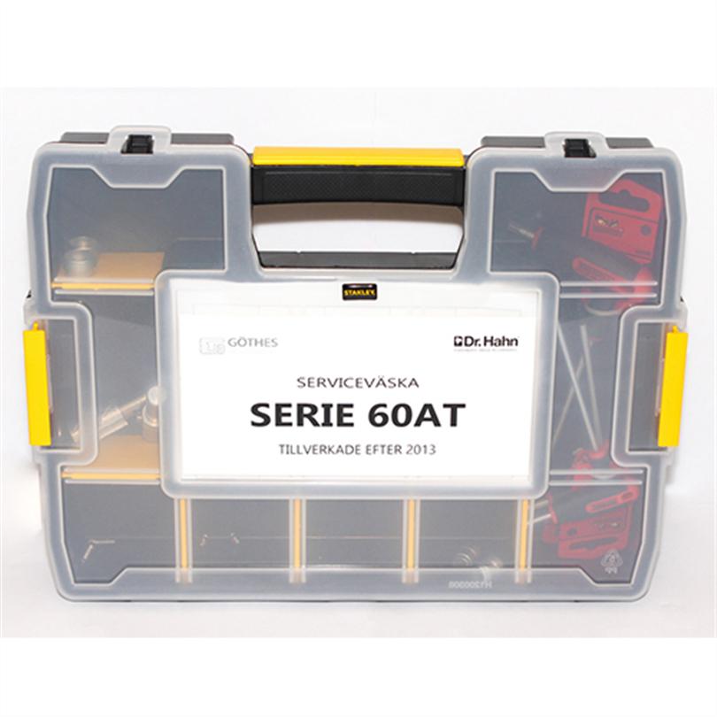 Göthes Dr Hahn service-kit, serie 60AT efter 2013