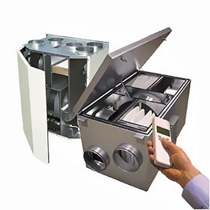 Östberg HERU® Energiåtervinningsaggregat