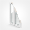 Snidex SA Futura trä och aluminiumfönster