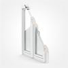 Snidex SA KFI trä- och aluminiumfönster