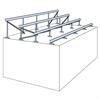 Lindab Taksystem med uppstolpat tak
