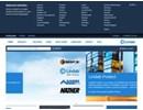 Högprofil på webbplats