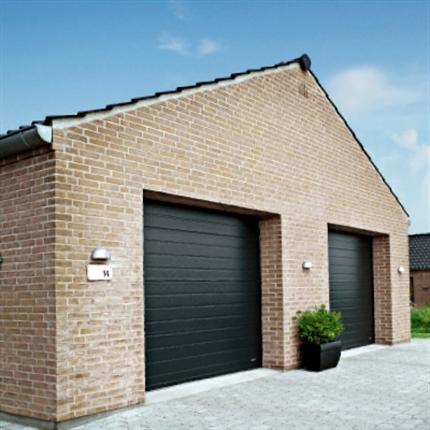 Lindab garageportar