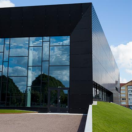 Lindab Hallar, badhus, Ystad