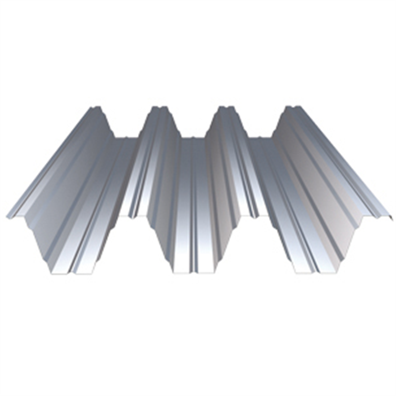 Takplåt högprofil LTP 115, innertakprofil, isolerad