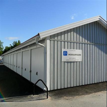 Modulbyggen Garage