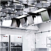 Jeven UV-Turbokåpor i kök