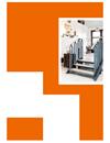 Globus Hera lyftplattform/-trappa