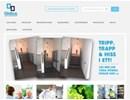 Globus Hermes  låglyftande lyftbord på webbplats