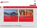JP ISolermatta på webbplats