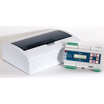 Bevent Rasch RCTC övervakningssystem