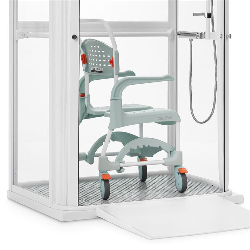 Moveum DesignLine funktionskabin med ramp