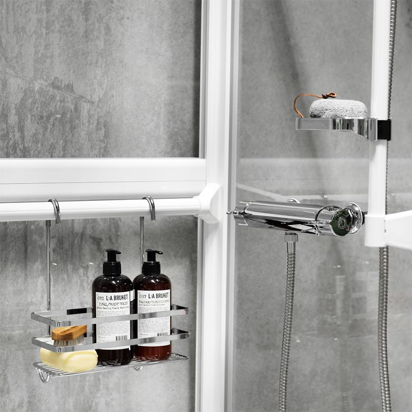 Moveum DesignLine duschkabin, detalj