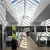 VELUX ryggås 25-40°, Siemens huvudkontor, Ballerup, Danmark