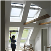 VELUX pivåhängt takfönster