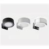 Furnco LD-11 LED spegellampor med inbyggd driver, svart, grå, krom