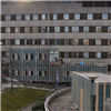 PCS Classic husmoduler, Östra sjukhuset, Göteborg