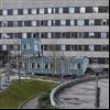 PCS Classic husmoduler, påbörjad, tillfällig utbyggnad av neonatalavdelningen, Östra sjukhuset, Göteborg