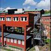 PCS Classic Kontorsmoduler - personalutrymmen, Sahlgrenska Universitetssjukhuset, Göteborg