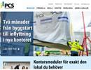 PCS Vårdmoduler på webbplats