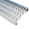 Floby slitsdurk aluminium