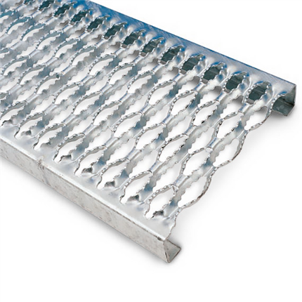 Floby slitsdurk, aluminium