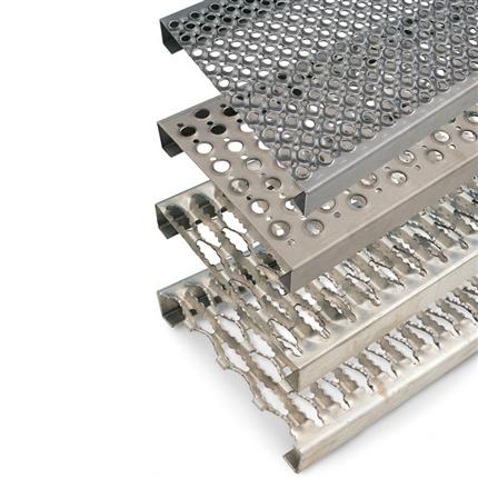 Halkfri slitsdurk för industriändamål, lätthanterlig, säker masköppning