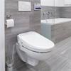 Aquatec Pure bidésits på toalettstol