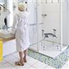 Aquatec Sorrento duschpall med armstöd i duschen
