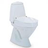 Aquatec toalettsitsförhöjare 90000, 100 mm, utan handtag