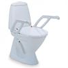 Aquatec toalettsitsförhöjare 90000, 20 mm, med handtag