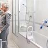 Invacare Balnea H160 stödhandtag på badkarskant