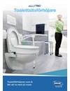 Aquatec toalettsitsförhöjare