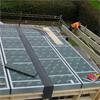 Koljern terrasselement