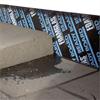 Cellglasisolerning för tak och väggar
