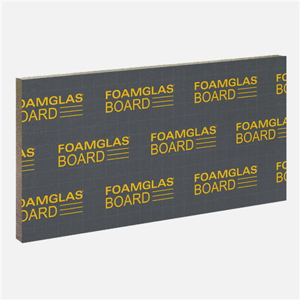 Foamglas (Floor) Board F cellglasisolering