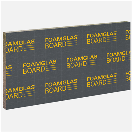 Foamglas Floor Board S3 cellglasisolering