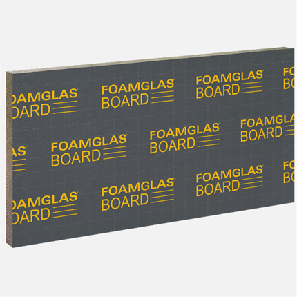 Foamglas (Floor) Board T4+ cellglasisolering