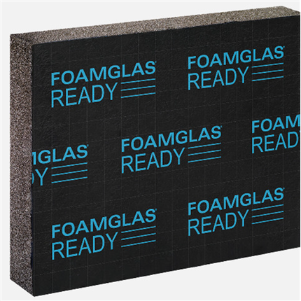 Foamglas Ready Block T3+ cellglasisolering