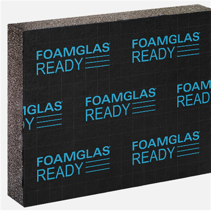 Foamglas Ready (Block) T4+ cellglasisolering