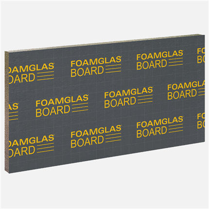 Foamglas (Wall) Board T3+ cellglasiolering