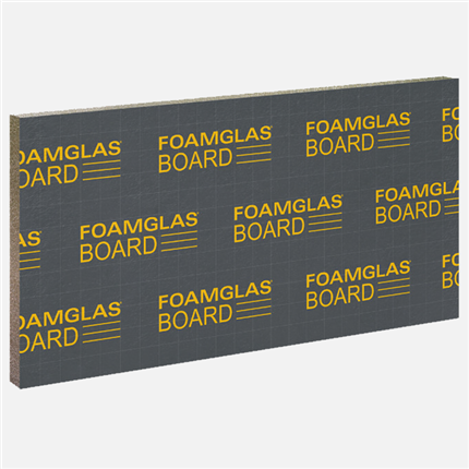 Foamglas (Wall) Board W+F cellglasisolering