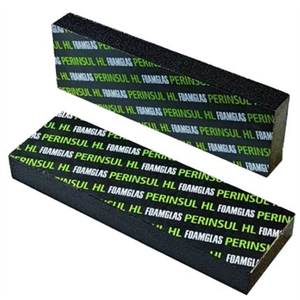 Foamglas Perinsul S/HL cellglasisolering