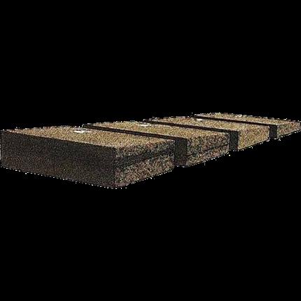Foamglas T4+, S3, F takfallssystem