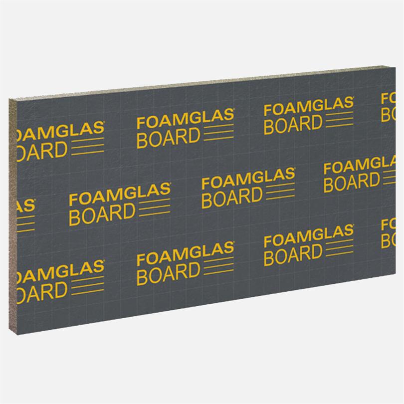 Foamglas Wall Board T3+ cellglasiolering