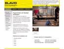 Elavo Arbetsplattform på webbplats